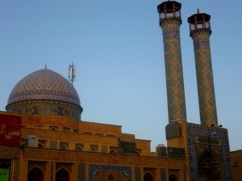 mezquita bandar abbas